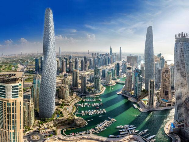 zero-emission-world-dubai-marina-2050